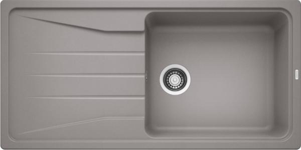 Blanco Sona Xl 6 S 519691 Spoelbak Silgranit Aluminium Metallic Onderbouw Of Opbouw