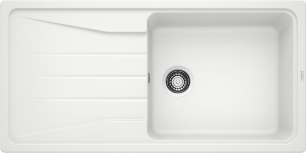 Blanco Sona Xl 6 S 519692 Spoelbak Silgranit Wit Onderbouw Of Opbouw