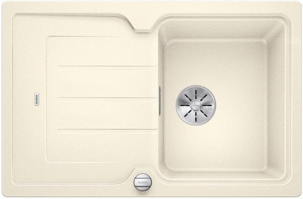 Blanco Classic Neo 45 S 524006 Jasmijn Spoelbak Silgranit Inclusief Draaiknopbediening Inclusief Snijplank Opbouw