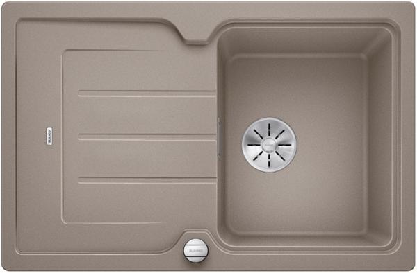 Blanco Classic Neo 45 S 524012 Tartufo Spoelbak Silgranit Inclusief Draaiknopbediening Inclusief Snijplank Opbouw