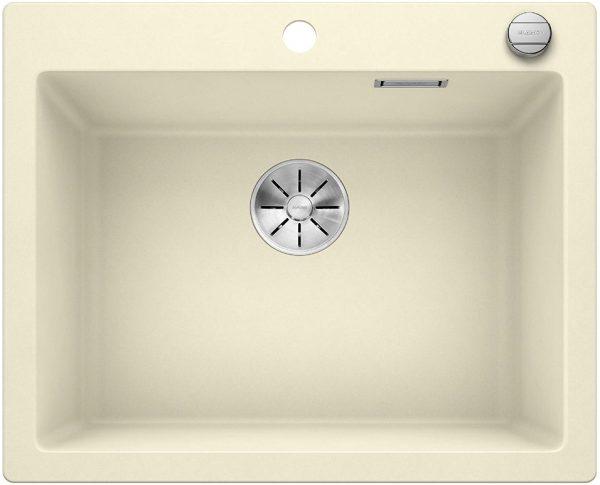 Blanco Pleon 523691 Jasmijn Spoelbak Silgranit Inclusief Draaiknopbediening Opbouw Of Onderbouw