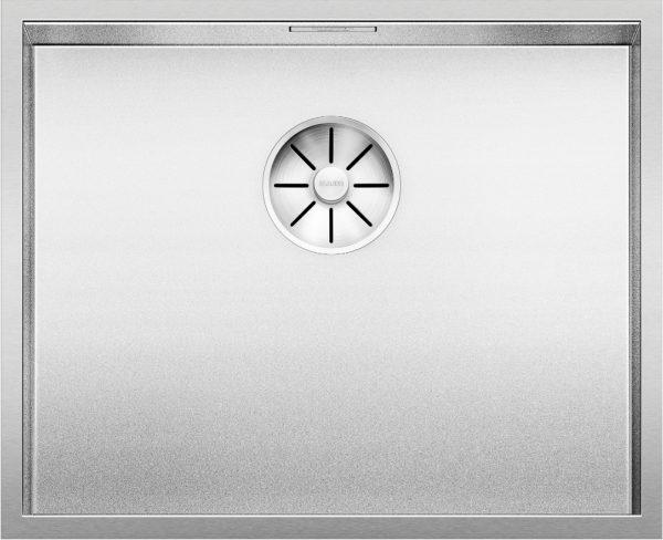 Blanco Zerox 500-If Durinox 523098 Spoelbak Rvs Vlakbouw Of Opbouw
