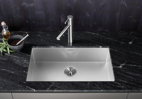 Blanco Zerox 700-U Durinox 521560 Spoelbak Rvs Onderbouw