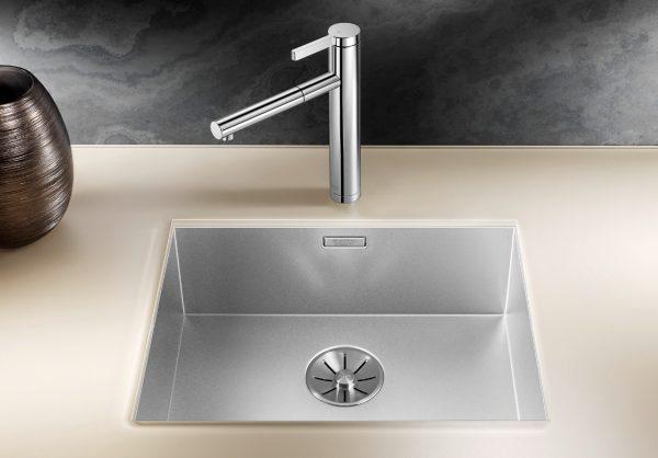 Blanco Zerox 500-U Durinox 521559 Spoelbak Rvs Onderbouw