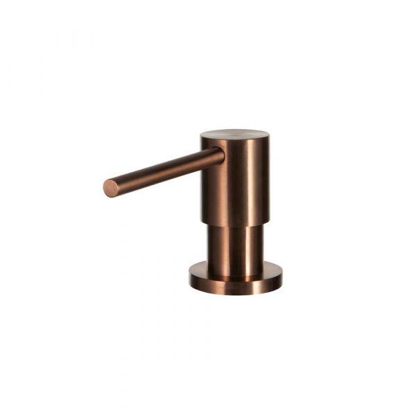 Lorreine Dender Copper Zeepdispenser Rvs
