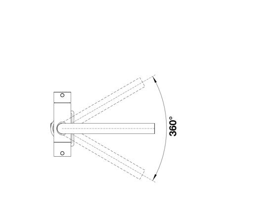 Blanco Fontas Ii 523131 Eenhendel Keukenkraan Met Filtersysteem Silgranit Look Aluminium Metallic