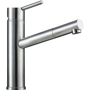 Franke-Keukenkraan-Tango-RVS-Met-Uittrekbare-Handdouche