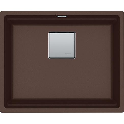 Franke Spoelbak Fragranite Kng 110-52 Chocolate 125.0512.501 Onderbouw Spoelbak