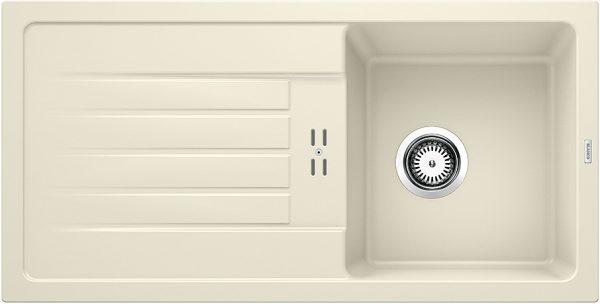 Blanco Favum 45 S 524230 Spoelbak Silgranit Jasmijn Omkeerbaar Opbouw