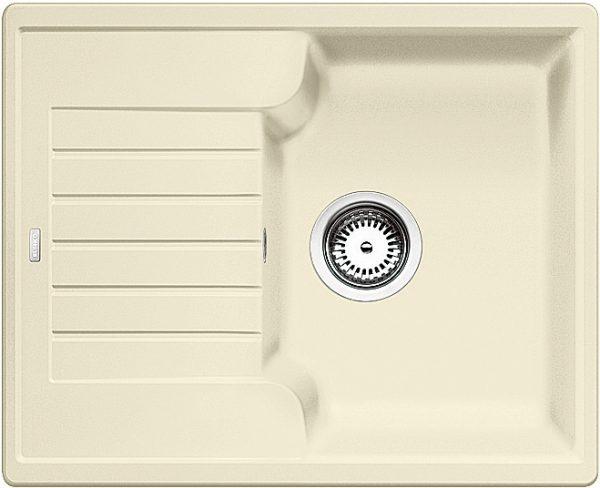 Blanco Zia 40 S 516923 Spoelbak Silgranit Jasmijn Omkeerbaar Onderbouw Of Opbouw