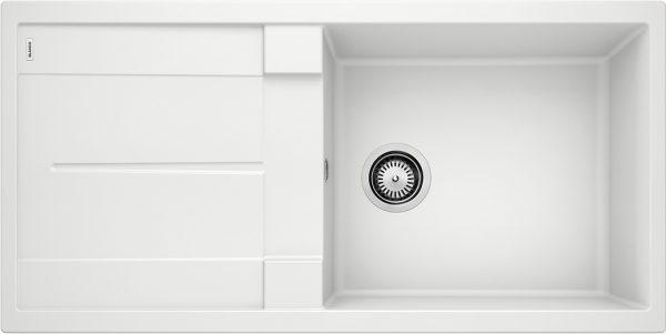 Blanco Metra Xl 6 S 515136 Spoelbak Silgranit Wit Omkeerbaar Onderbouw Of Opbouw