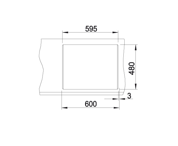 Blanco Metra 6 516179 Anderhalve Spoelbak Silgranit Antraciet Omkeerbaar Onderbouw Of Opbouw