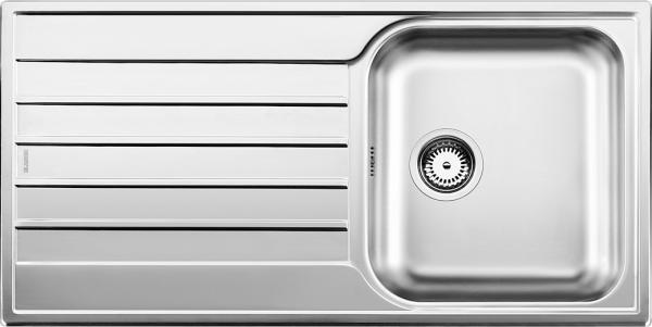 Blanco Livit Xl 5 S 515651 Spoelbak Rvs Omkeerbaar Opbouw