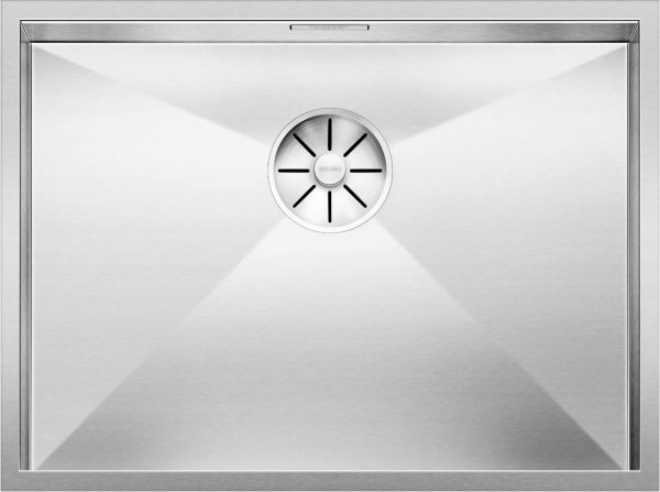 Blanco Zerox 550-If 521590 Spoelbak Rvs Vlakbouw Of Opbouw