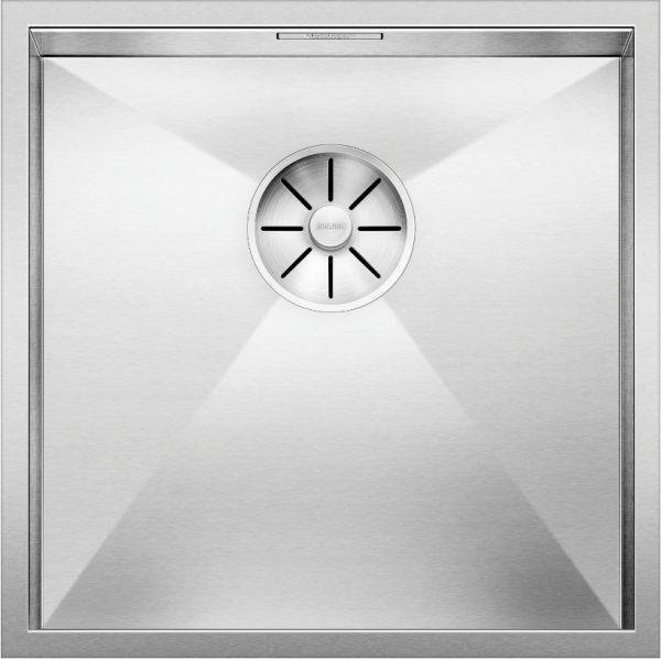 Blanco Zerox 400-If 521584 Spoelbak Rvs Vlakbouw Of Opbouw